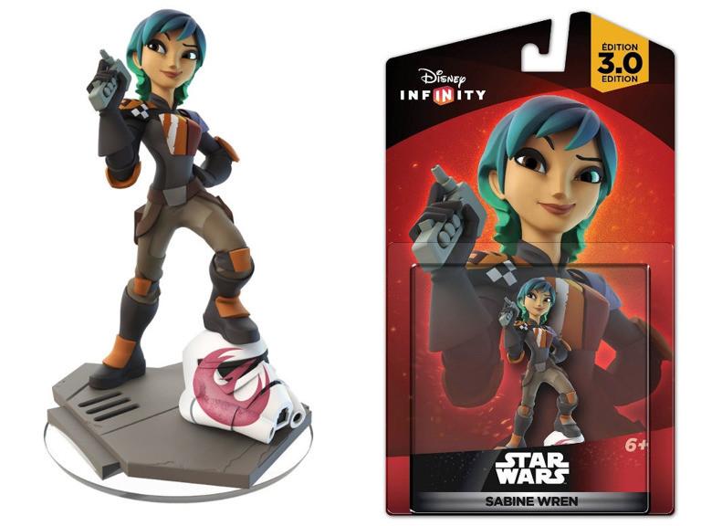 Disney Infinity 3.0 Star Wars Sabine Wren