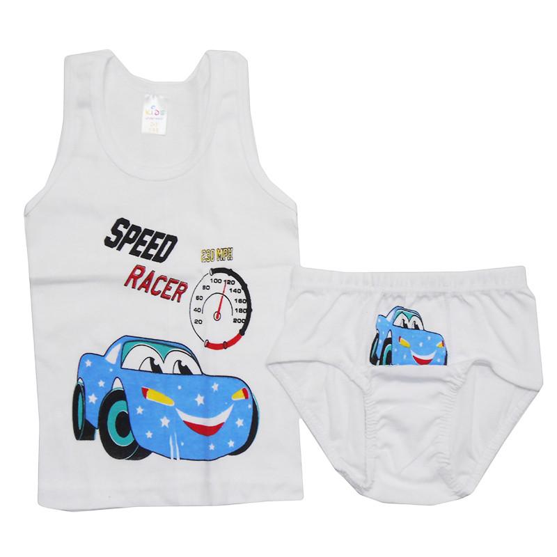 """Комплект белья для мальчика ( 0-1года) """"Enzo minix"""" арт.511"""