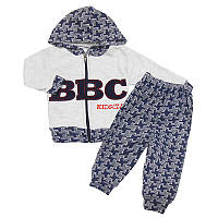 Костюм для мальчика  68-80 арт.0450, кофта+штаны