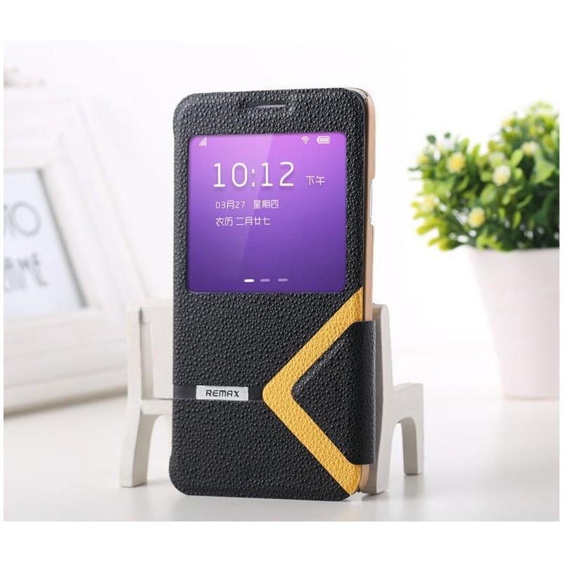 Чехол Remax New Style Series для Samsung Galaxy Note 3 Neo \ black