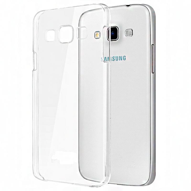 Ультратонкий силиконовый чехол 0,3 мм для Samsung Galaxy A3/E3