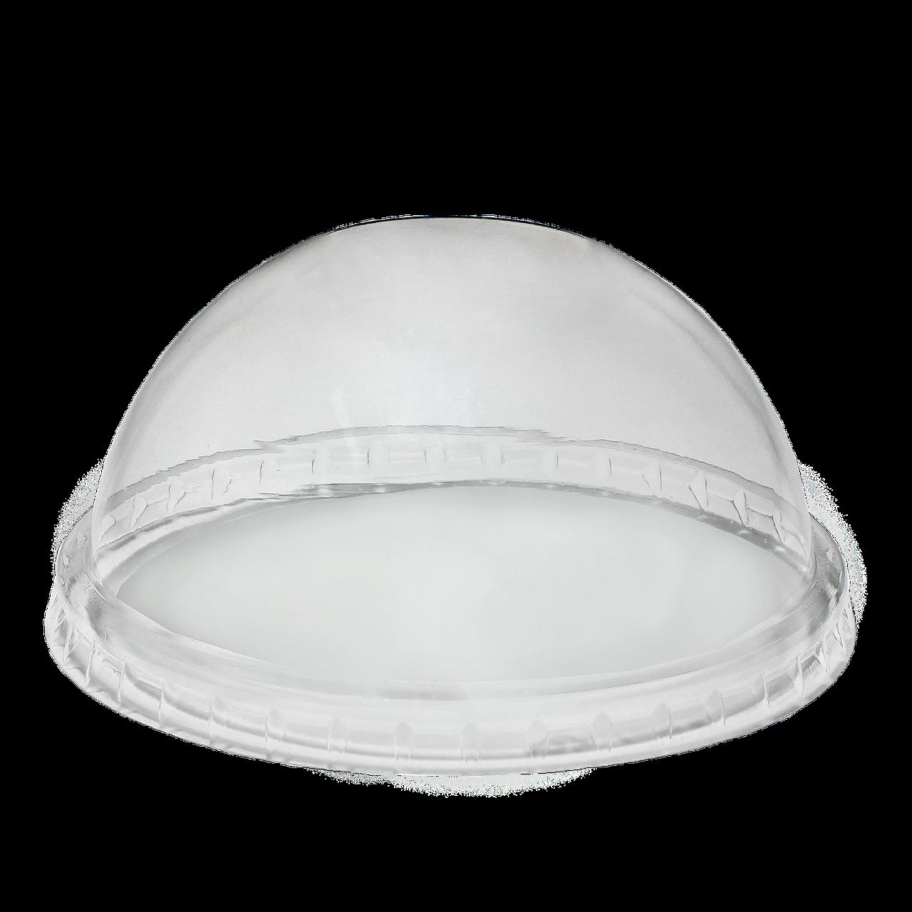 Крышка Десертная без отверстия Купол 200 мл 50шт