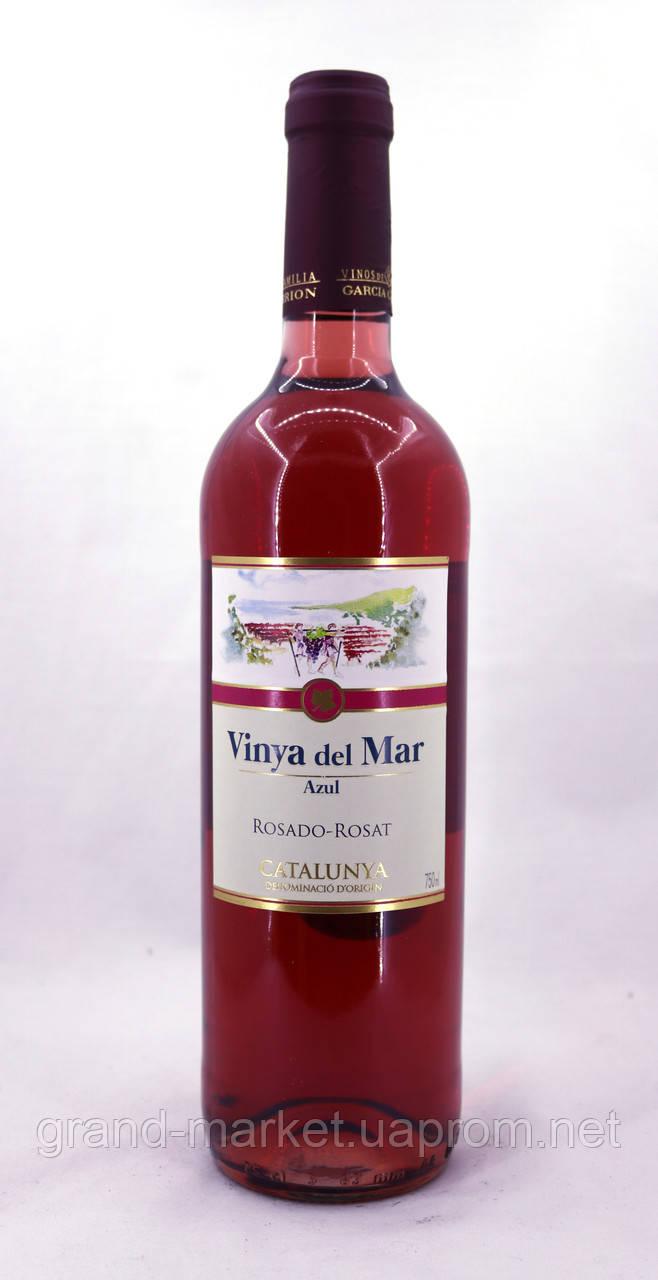Вино Vinya del Mar Rosado 0.75 l