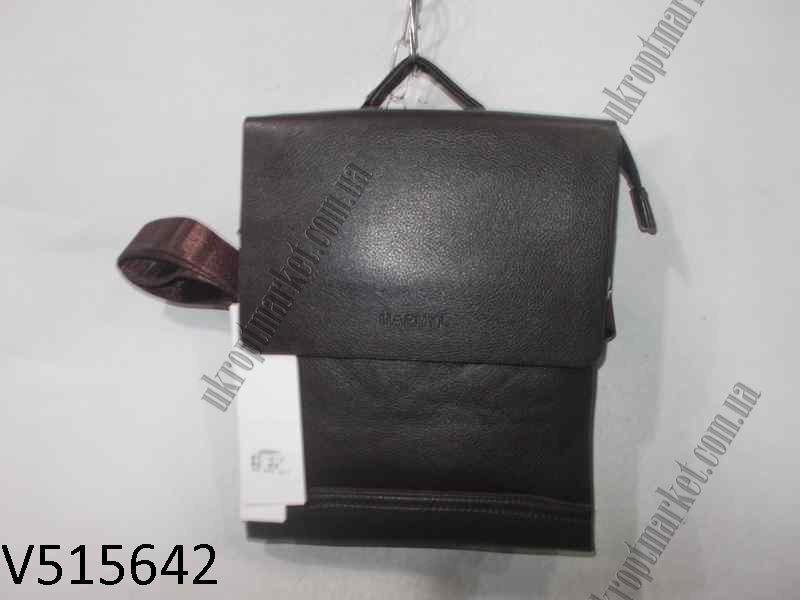 """Мужская сумка кожзам (26х22 см.) """"Kipling""""  LG1599"""
