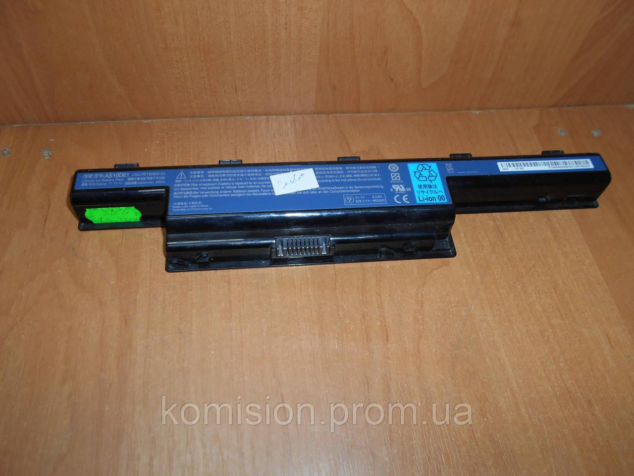 Батарея для ноутбука Acer Aspire
