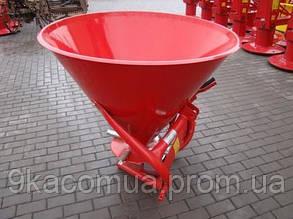 Разбрасыватель удобрений Jar Met 500 л(металл.) Польша