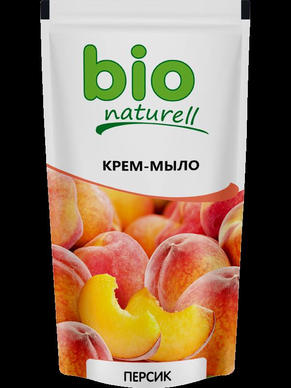 ДОЙ-ПАК Персик 500мл Рідке мило  BION