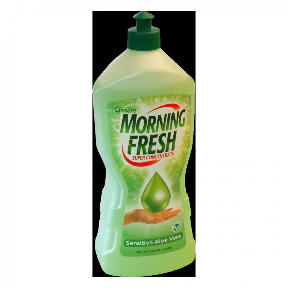Morning Fresh - суперконцентрат для посуду Aloe Vera