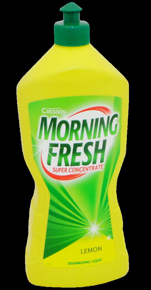 Morning Fresh - суперконцентрат для посуду Лимон