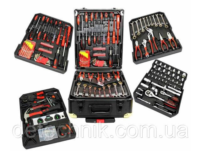 Набор инструментов Platinum Tools International PL-356BLG 386 pcs