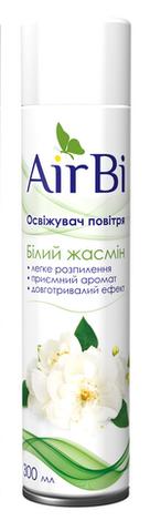 Air Bi Білий жасмін освіжувач повітря  300мл., фото 2