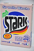 Stark пральний порошок д/білого 400гр*20