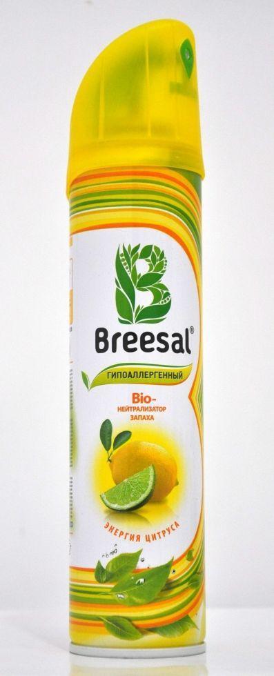 Breesal Біо-нейтралізатор запаху 'Енергія цитруса'