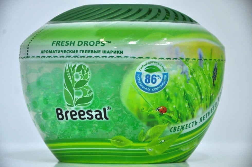 Breesal гелеві кульки 'Fresh Drops'Свіжість літнього лугу'