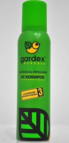Gardex  Classic аерозоль-репеллент від комарів, фото 2