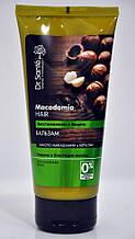 Бальзам 200мл Dr.SANTE Macadamia Hair*12