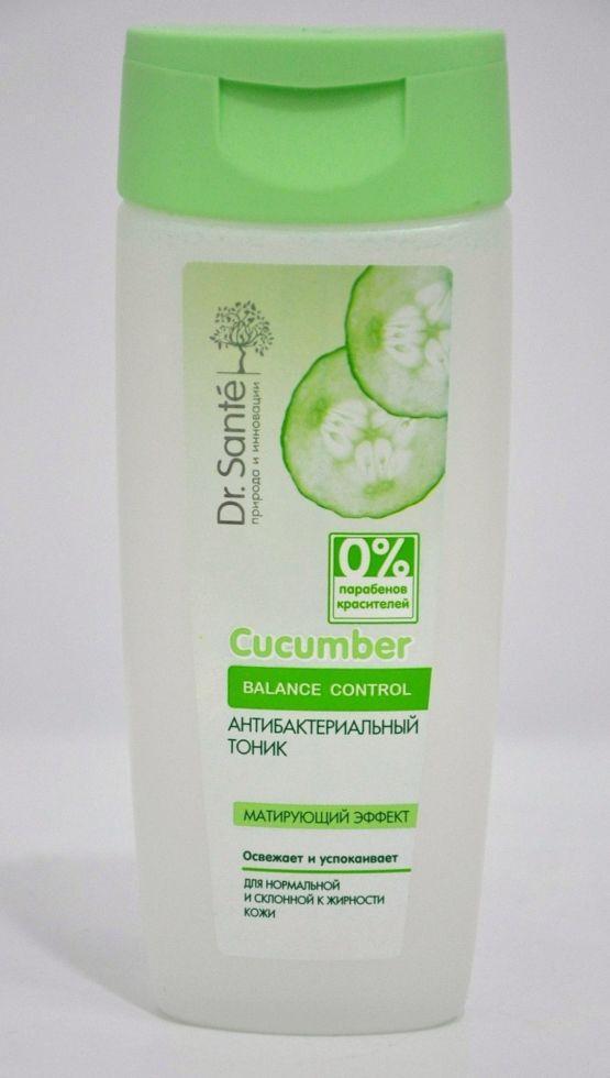 Тонік антибактеріальний 200мл.Cucumber *10