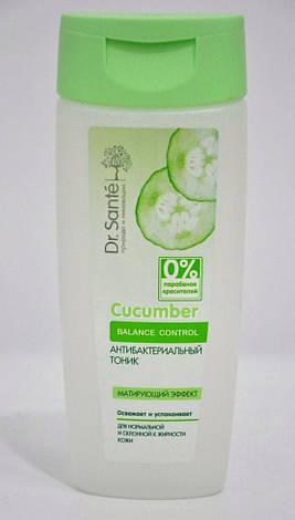 Тонік антибактеріальний 200мл.Cucumber *10, фото 2