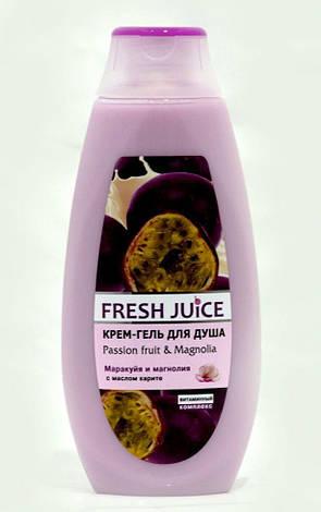 ГЕЛЬ 400мл Д/ДУШУ Passion fruit&Magnol FJ, фото 2
