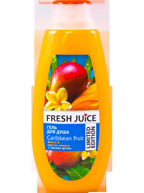 ГЕЛЬ 400мл. Д/ДУШУ Caribbean Fruit