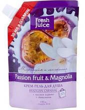 Гель д/душу дой-пак Passion fruit&Magnolia 200мл FJ
