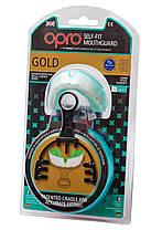 Капа OPRO Gold Series White/Pearl (art.002193006), фото 3