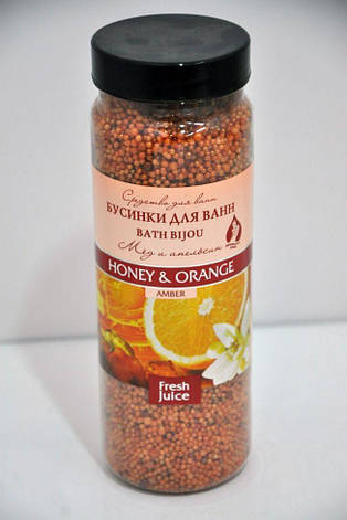 Засіб д/ван Honey & Orange 450гр F J, фото 2