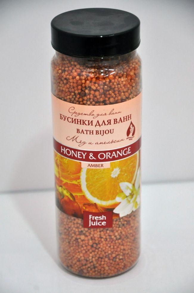 Засіб д/ван Honey & Orange 450гр F J