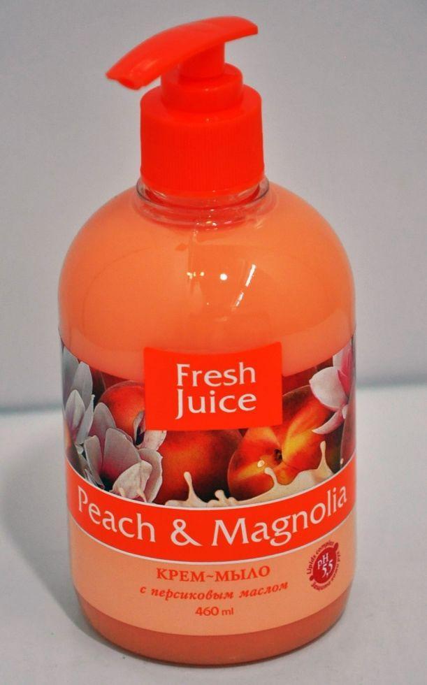 Рідке мило  Peach (персик) 460мл FJ