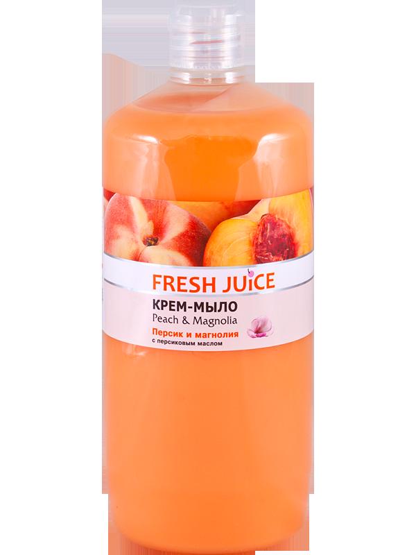 Рідке  мило  Peach (персик) ЗАПАСКА 1л  FJ