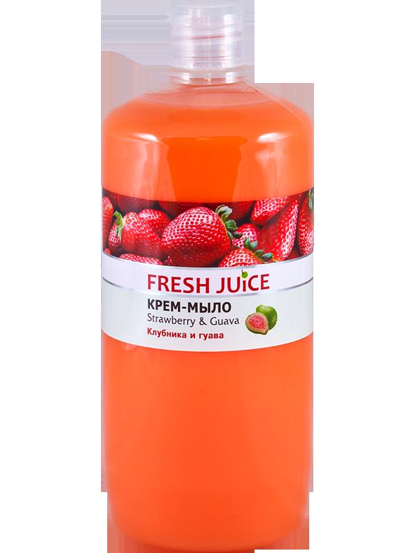 Рідке  мило  Strawberry&Guava ЗАПАСКА 1л  FJ