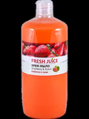 Рідке  мило  Strawberry&Guava ЗАПАСКА 1л  FJ, фото 2