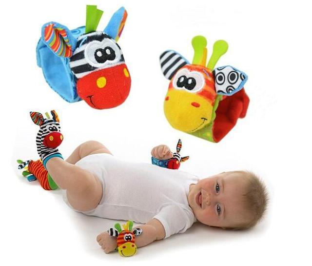 Погремушки, игрушки для новорожденных
