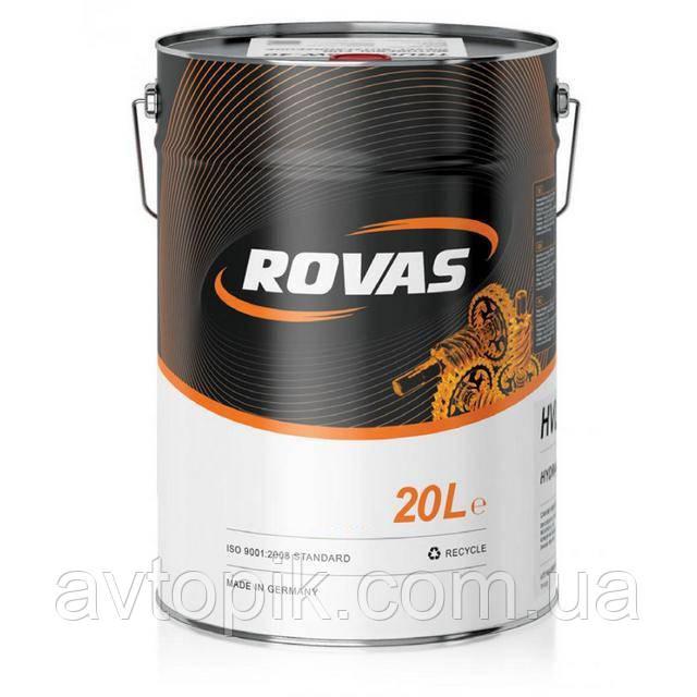 Моторное масло Rovas 10W-40 A3/B4 (20л.)