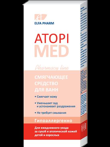 Засіб для ванн пом'якшуючий Atopi Med, фото 2