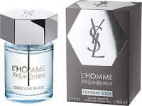 Мужская туалетная вода Yves Saint Laurent L'Homme Cologne Bleue, 100 ml