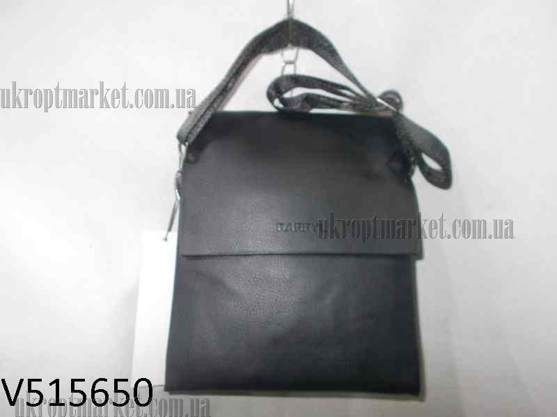 """Мужская сумка кожзам (24х20 см.) """"Kipling""""  LG1599"""