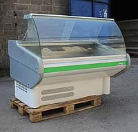 "Холодильная витрина ""MAWI"" WCHI 1,5 м. -5+5 (Польша) бу, фото 1"