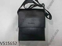 """Мужская сумка кожзам (20х16 см.) """"Kipling""""  LG1599"""