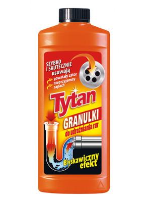 Гранульований засіб для труб 500мл Tytan
