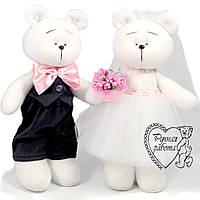 Мишки свадебные, пара