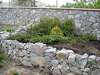 ландшафтный дизайн, забор