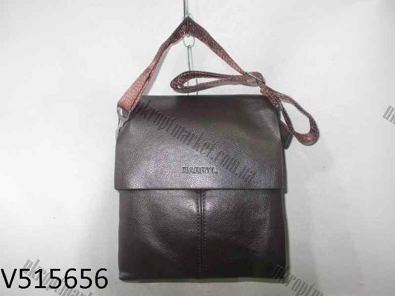 """Мужская сумка кожзам (22х19 см.) """"Kipling""""  LG1599"""
