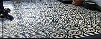 Традиционная цементная плитка
