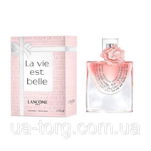 Женская парфюмированная вода Lancome La Vie Est Belle avec Toi 75 ml