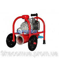 Агрегат доильного аппарата АВР-220 3000 в сборе на каркасе