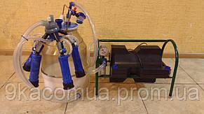 Доильный аппарат Импульс ПБК-4 для коров, фото 2