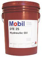 Масло гидравлическое MOBIL DTE  25 для гидравлического оборудования, работающего при больших давлениях  20л
