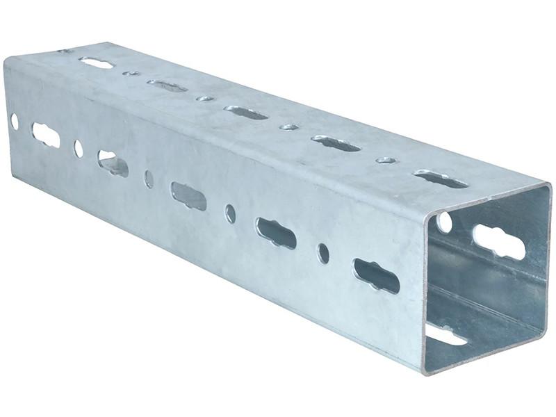 Профиль монтажный перфорированный Walraven 100х100х3 мм по 6 м