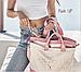 Пляжная сумка+термосумка Victoria's Secret кулер 2 в 1  , фото 4